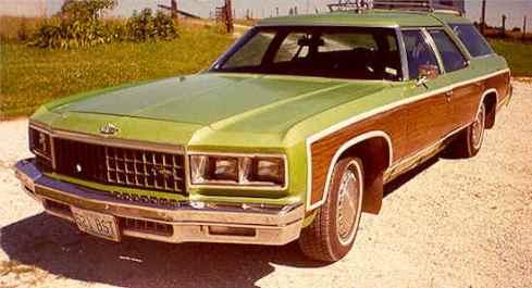 1976_Chevy_Caprice