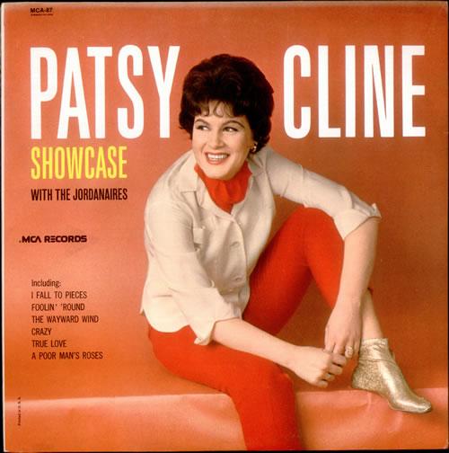 Patsy+Cline+-+Showcase+-+LP+RECORD-534592